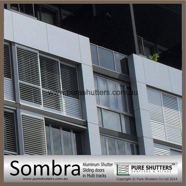 Pure Shutters,Louvre Window Blinds,Window Shutters,Aluminum,Window