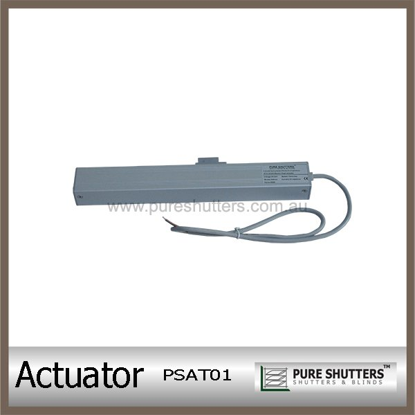 Windows Chain Linear actuator