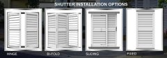 Know More About Aluminum Plantation Shutters